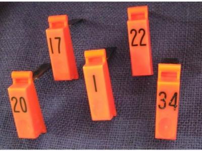 Einzeltaste orange  von 1-40 Occ.  aber gut Tempo1 1468 an..