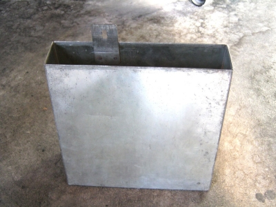 Goonstop Kasse Geldbehälter Unten L27cmX10,5cm H25,5cm  XX..