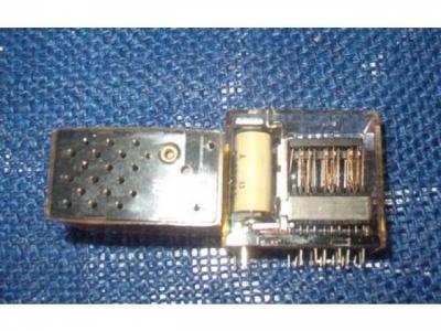 Relay K4P-24V DC (B19mmL39mm H30mm) 4x Umschaltkontakt zum..