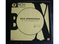 RICK SPRINGFIELD SINGLE SET
