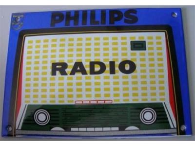 Philips Radio (nostalgisch) 10 x 14 cm