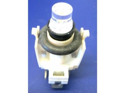 LED Birnchen Flipper Lampen BA9s warmweiss zylindrisch Opt..