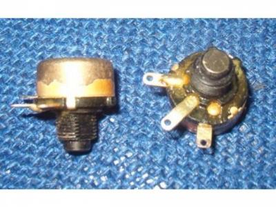 Drucktasten Umschaler 1 Polig (D10mm) Schwachstrom ohne Be..