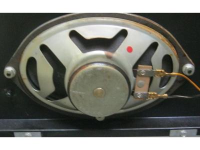 Rockola Lautsprecher für 441 und Adapter mit Schrauben Pas..