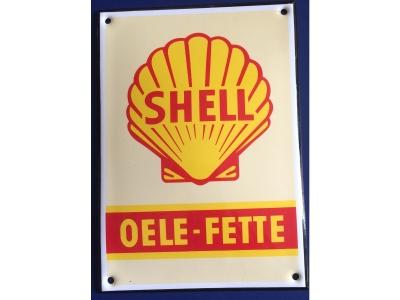 SHELL OELE-FETTE