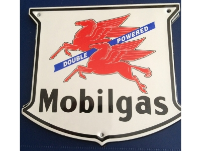 MOBILGAS DOUBLE POWERED
