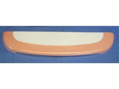 AMI top valance (plexi, pink) model I