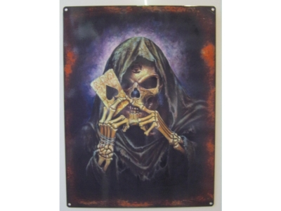 Reapers Ace   Blechschild 30X41cm
