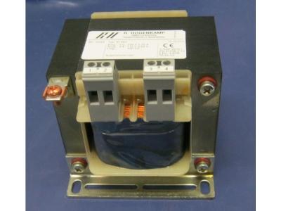 Transformer 230-235 Volt Eingang Ausgang 110V (400 VA/110V)