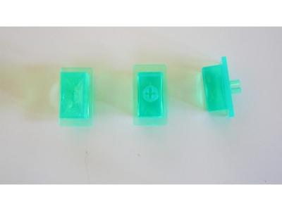 Rockola Tasten Buttons  Grün für alle CD Jukebox von Rock-..