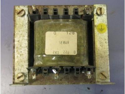 Transformer 220/240 Volt Eingang Ausgang 128V (300 VA/110V..