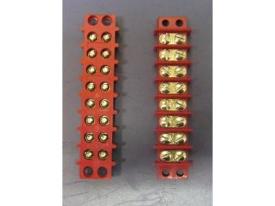 Klemmleiste 16X Schrauben immer 2 verbunden (L93.5mm X B22..