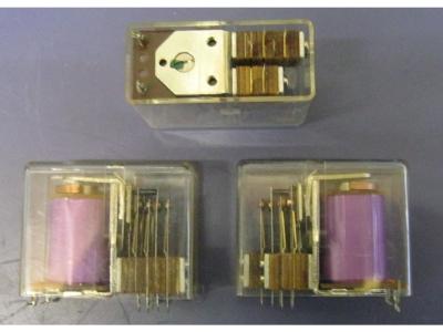 Relay Haller Typ. 1551 Betriebs Relays 220VAC L+M  zum anl..