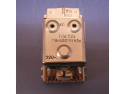 Relay Siemens Typ. Tris152a TBv63019/63e  220V AC