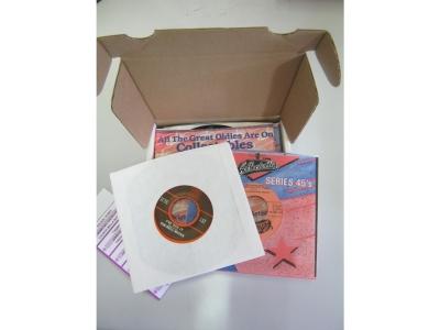 1950's DOO WOP- Volume IV 45RPM Record Set 25 Singles NEW