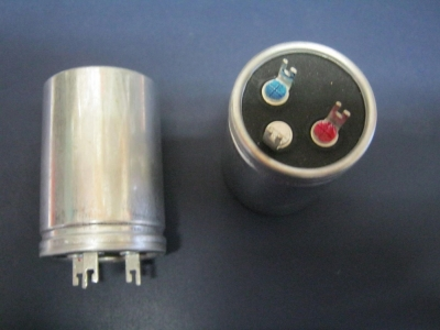 Becherelko Tempo,Regis 150+300 µF 50V (can capacitor for c..