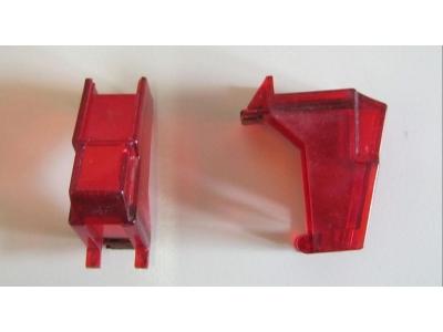 AMI Einzeltasten Rot Pushbutton  Modelle H und I  Occ. abe..
