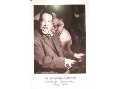 Kunstdruck Duke Ellington  Grösse 28X43cm