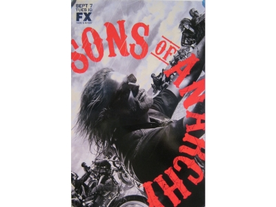 Sons of Anarchy Masterdruck3 28X43cm