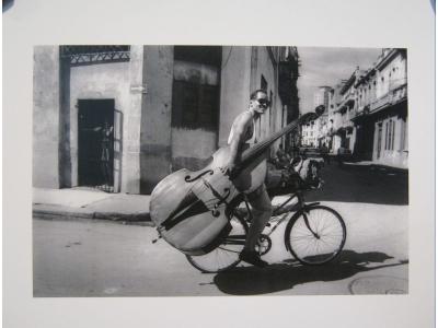 Kuba 1997  Kunstdruck Größe 30 x 24 cm