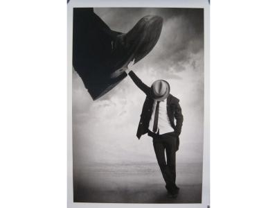 Still Standing Kunstdruck Größe 46X66 cm