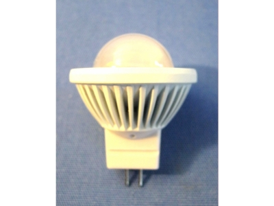 LED MR11 12VDC 30W LxB 32x35mm warmweiss