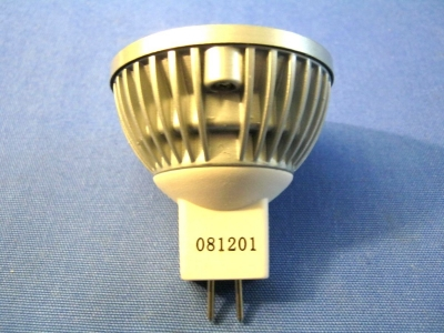 LED Spot MR16 Rot 3W