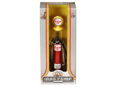 Gasoline Gas Pump - USA - Tanksäule 1:18