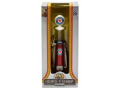 Pontiac Gas Pump - USA - Tanksäule 1:18