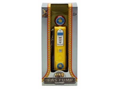 Cadillac Gas Pump - USA - Tanksäule 1:18