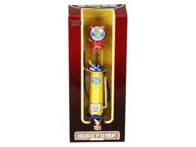 Cadillac Cylinder Gas Pump - USA - Tanksäule 1:18