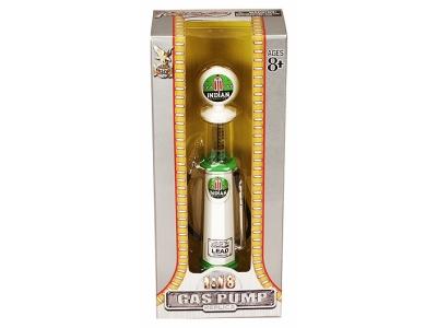 Indian Gasoline Cylinder Gas Pump - USA - Tanksäule 1:18