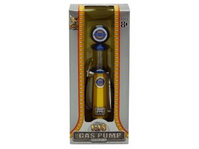 Chevy Cylinder Gas Pump - USA - Tanksäule 1:18
