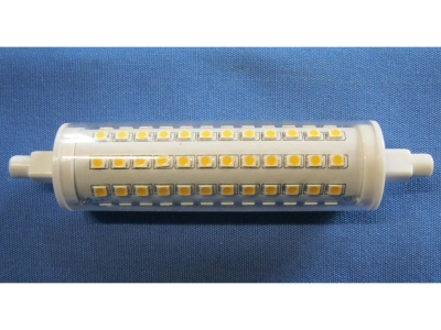 LED R7s 150W DxL 25 x 118mm 10W 2700°K dimmbar warmweiss