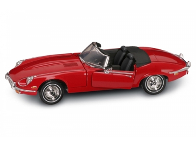 Jaguar E-Type Convertible 1:18