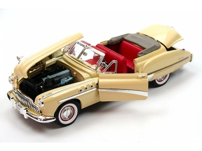 Buick Roadmaster Convertible 1:18