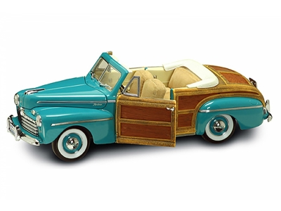 Ford Sportsman Cabrio 1:18