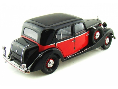 Maybach SW35 Hard Top 1:18