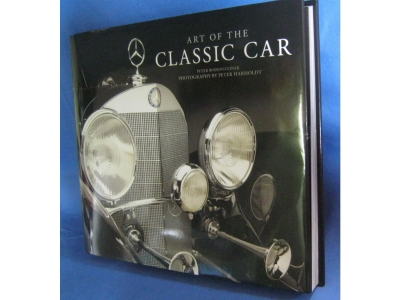 Buch - ART OF THE CLASSIC CAR