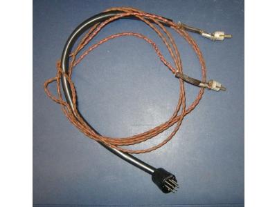 AMI Tonabnehmersysteme - Tonarm Kabel  Occ. aber getestet