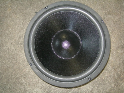 Rock-ola Woofer Basslautsprecher 10 inc. für alle CD Jukeb..