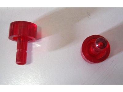Button D 14mm tot.H 21.5mm