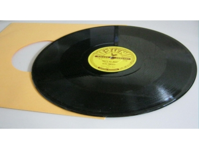 Elvis 5Stück Sun 78rpm Vinyl Special Releases -  Available..