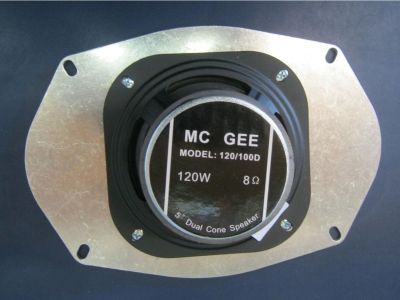 AMI Continental Lautsprecher und  Adapter mit Schrauben Pa..