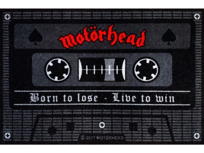 Mat 40 x 60 cm - Motörhead - Tape