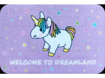 Mat 40 x 60 cm - Unicorn - Dreamland