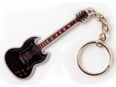 Keychain - SG - Black