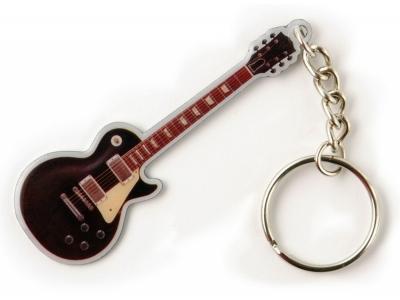 Schlüsselanhänger - LP - Schwarz