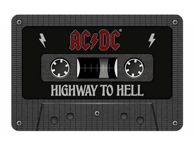 Mousepad AC/DC - Tape - Highway To Hell