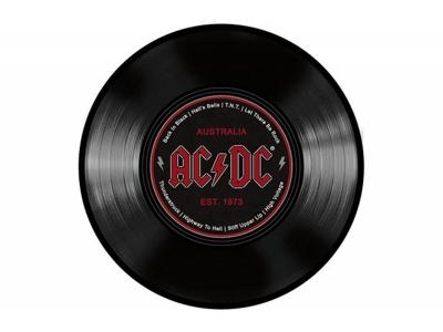 Mousepad AC / DC - Vinyl Record